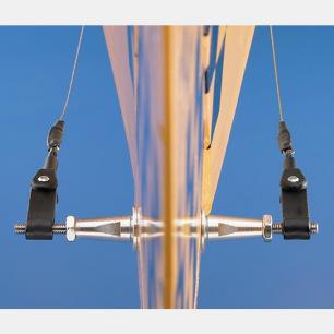 Commande par câbles aller-retour DUBRO