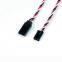 Rallonges de cordon de servo Futaba Tressée 22AWG - 30 et 60 cm