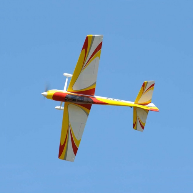 Avion de Voltige SICKLE 46e ARF Env: 1.50m - ECOTOP