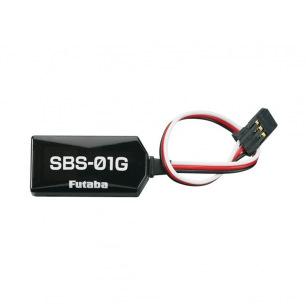 Senseur GPS Futaba SBS-01G
