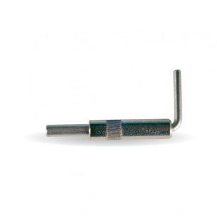 Verrous de fermeture de verrière en métal - 25 et 31mm