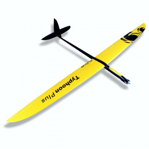 Planeur E-TYPHOON PLUS X-Tail RcRcm - Env 2.94 m