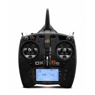 Radio SPEKTRUM DX6e - 6 voies