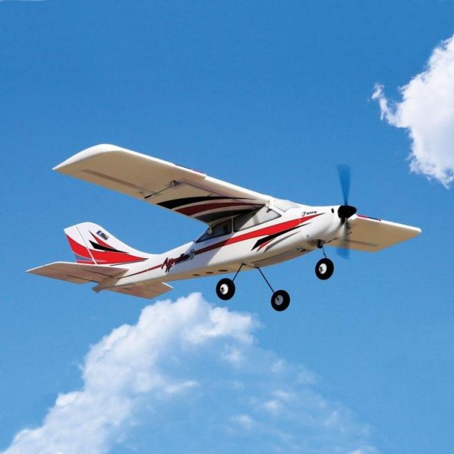 Avion APPRENTICE S 15e - BNF - Technologie SAFE - env 1.5m - de Horizon Hobby