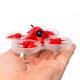 Drone Inductrix FPV + RTF avec DVR de Blade + Batterie LiPo