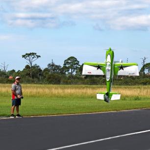 Avion RV-8 Super PNP - Flex Innovations