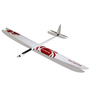 Planeur E-TYPHOON X-Tail RcRcm - Env 2.0 m