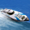Bateau Jet Stream 600 Readyset de Kyosho