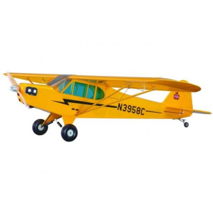 Avion Piper Cub J3 1/4 ARF de SF Model - Env: 255cm