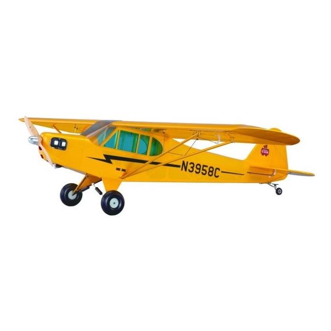 Avion Piper Cub J3 1/4 ARF - SF Model