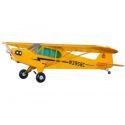 Avion Piper Cub J3 1/4 ARF de SF Model - Env: 255cm