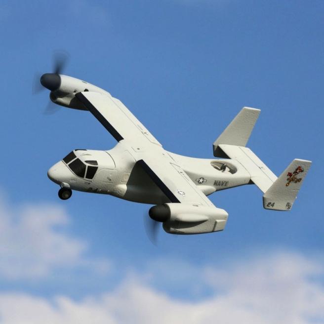 Avion V-22 Osprey VTOL BNF Basic - EFlite