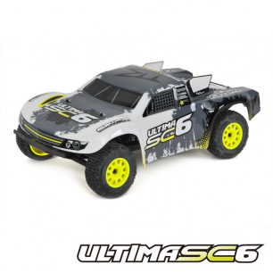 Voiture Ultima SC6 1:10 2WD Readyset de Kyosho