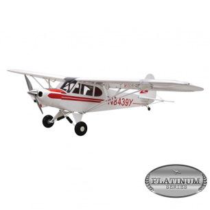 Avion Super Cub 25e ARF E-Flite - Env 1.73 m - LiPo 4S