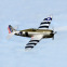 Avion P-47 Razorback Bonnie PNP Kit de FMS - Env: 1500 mm