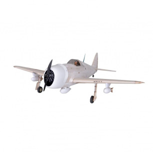 Avion P-47 Thunderbolt Master Scale Kit Edition - Env : 160cm