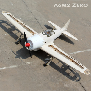 Avion A6M2 Zero Master Scale Kit Edition - Env: 170cm