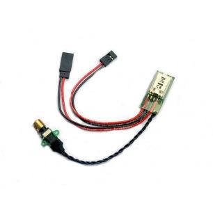Interrupteur électronique avec régulateur de tension 5.5V 7A - ALEWINGS