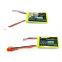 Batteries LiPo 2S 45C - 350 et 500mAh - Black Lithium A2Pro