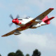 Avion Mustang P51 rouge PNP Kit 1.70m - FMS
