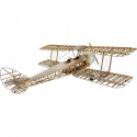 Avion De Haviland DH82a Tiger Moth kit 1:3.8