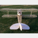 Avion Nieuport 28 kit échelle 1/3 - 2825mm