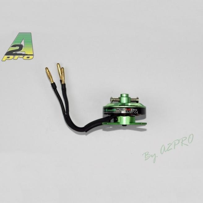 Moteurs Brushless Pro-Tronik diamètre 28 à 66mm