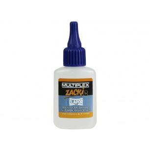 Colle Cyanoacrylate Zacki 2 ELAPOR - Flacon de 20g