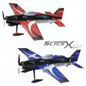 Avion Indoor Slick X360 Rouge ou Bleu de Multiplex