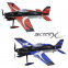 Avion Indoor Slick X360 Rouge ou Bleu de Multiplex