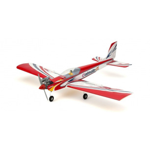 Avion CALMATO Alpha 40 Sport Toughlon Red de Kyosho - Env: 160 cm