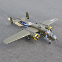 Avion B-25 Mitchell de Seagull avec train rentrant
