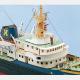 Bateau Zwarte Zee RC 1/90 de Billing Boats