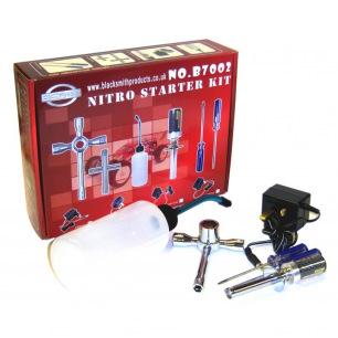 Kit de démarrage pour voiture thermique - Kyosho