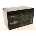 Batterie au plomb 12 Volts de 12 Ah - VABO