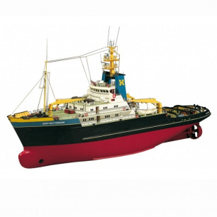 Bateau remorqueur Smit Rotterdam RC 1/75 de Billing Boats