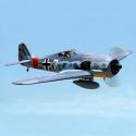Avion Focke Wulf 190A de Black Horse - 2600mm