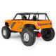 Crawler Axial 1/10 Wraith 1.9 4WD Brushed RTR Orange
