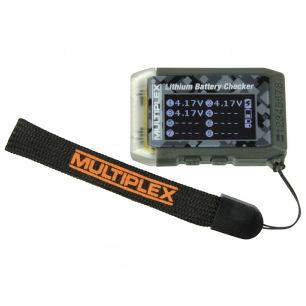 Testeur de batterie 'Lithium' ROXXY