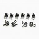Colliers de serrage pour durites 4 et 6 mm - Pichler