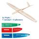 Planeurs Triple Speed, RES ou Thermic - AeroNaut