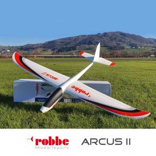 Planeur Arcus II PNP de Robbe
