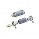 Accouplements élastiques 3, 4, 5 mm - ROmarin by Krick
