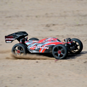 Buggy EP PYTHON XP - 1/8 - RTR - Brushless Power 6S de Team Corally