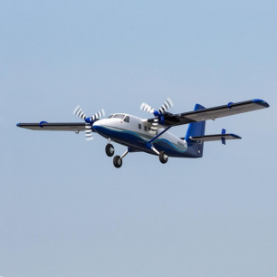 Avion bimoteur Twin Otter 1.2m PNP - E-Flite