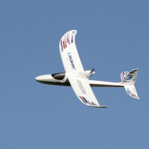 Motoplaneur EasyStar 3 RR et RTF de Multiplex