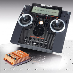 Radio PROFI TX 16 M-LINK 2.4 GHz MASTER-EDITION - 16 voies