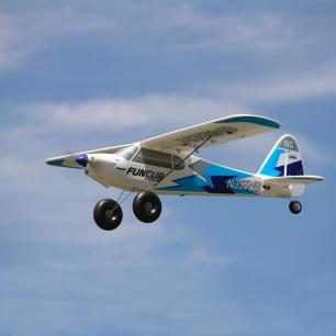 Avion FunCub Next Generation RR Bleu / Vert de Multiplex