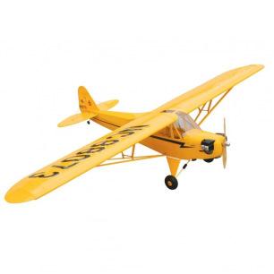 Avion PIPER J-3 Cub 40 ARF - Hangar 9 - Env 2.03 m - 2T 6.5 à 7.5cc