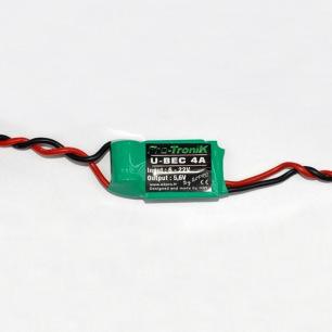 Régulateur de tension U-BEC 5,6V 4A de Pro-Tronik